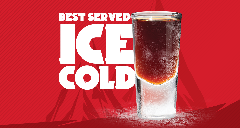 Best served ice cold